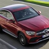 Mercedes-Benz GLC Coupe 2019