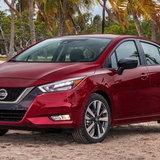 All-new Nissan Versa 2020