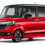 Honda N-Box 2019