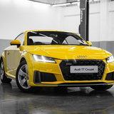 Audi จัดหนัก อวดโฉมตระกูล TT สเปกไทยแบบครบไลน์รวดเดียว 3 รุ่น