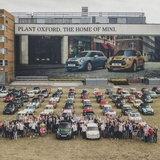ฉลอง 60 ปี! MINI ผลิตรถยนต์ 10 ล้านคันแล้ว