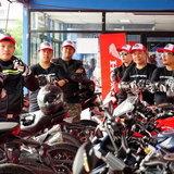 Honda เปิดประสบการณ์เทคนิคการขับขี่จากจักรยานยนต์สปอร์ต 4 รุ่นสุดฮอต