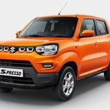 Maruti Suzuki S-Presso อเนกประสงค์ไซส์มินิที่อินเดีย ราคาเริ่มไม่ถึงสองแสน!