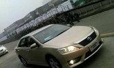 Toyota Camry 2012 อวดโฉมที่จีนอย่างเป็นทางการ