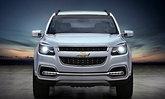 Chevrolet Trailblazer น้องใหม่ SUV ค่ายโบว์ไทนเจอกันปีหน้า
