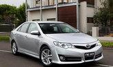 2012 Toyota Camry เปิดตัวส่งท้ายปีในโฉม Australia