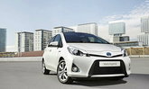 Sanook! Go For Green : Toyota Yaris Hybrid โผล่เฉยที่งาน Detroit