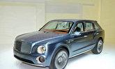 Bentley EXP ..อีกหนึ่ง SUV จากค่ายรถยนต์สุดหรู