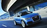 Audi RS Q3 Concept อเนกประสงค์ 355 ม้า พร้อมเปิดตัวที่ปักกิ่ง