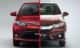 เทียบสเป็คระหว่าง Toyota Vios 2013 และ Honda City 2014 แบบจัดเต็ม