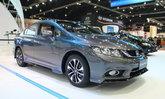 """ยลโฉม """"ฮอนด้า ซีวิค ไมเนอร์เชนจ์"""" เคาะราคารุ่นต่ำสุด 7.8 แสน รุ่นท็อป 1.14 ล้าน - Motor Show 2014"""