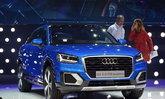 Audi Q2 โฉมใหม่ ถูกเปิดตัวอย่างเป็นทางการที่งานเจนีวามอเตอร์โชว์ 2016