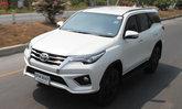 รีวิว Toyota Fortuner TRD Sportivo ใหม่ สปอร์ตเต็มพิกัด ไม่ได้มีดีแค่หน้าตา