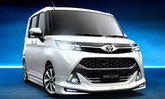 Toyota Roomy/Tank พร้อมชุดแต่ง Modellista เผยโฉมที่ญี่ปุ่น