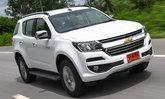 รีวิว 2017 Chevrolet Trailblazer ไมเนอร์เชนจ์ใหม่ ปรับหรู เพิ่มอ็อพชั่น คุ้มราคา