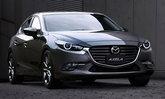 2017 Mazda3 ไมเนอร์เชนจ์เคาะวันเปิดตัวในไทย 24 ม.ค.นี้