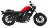 2017 Honda Rebel 300 ใหม่ เอาใจสายคัสตอม ราคา 145,000 บาท