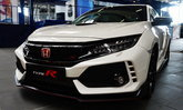 Honda Civic Type R 2017 เผยโฉมที่นูร์เบอร์กริง ประเทศเยอรมนี