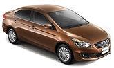 ราคารถใหม่ Suzuki ในตลาดรถยนต์ประจำเดือนสิงหาคม 2560