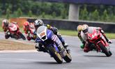 ตี - อนุภาพ ไล่บู๊คู่แข่งกลางแทร็คฝน จบอันดับ 4 รุ่น Asia Production 250 cc เรซ 2 ขยับรั้งอันดับ 2