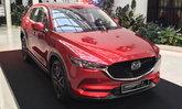 จัดเต็ม! Mazda CX-5 2018 ใหม่ พร้อมรูปและสเป็คเบื้องต้นเวอร์ชั่นไทย