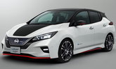 Nissan Leaf Nismo Concept 2018 เผยโฉมก่อนเปิดตัวที่ญี่ปุ่น