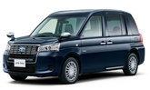 Toyota JPN Taxi 2018 ใหม่ เกิดมาเพื่อเป็นแท็กซี่โดยเฉพาะ
