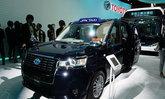 Toyota JPN Taxi Concept ใหม่ เผยโฉมก่อนวิ่งจริงที่โตเกียวมอเตอร์โชว์ 2017