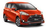 ราคารถใหม่ Toyota ในตลาดรถประจำเดือนกันยายน 2560