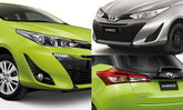 แกะสเป็ค Toyota Yaris 2017 ทุกรุ่นย่อย มีอะไรเพิ่มขึ้นบ้าง?