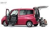 Toyota Tank/Roomy Welcab 2018 เวอร์ชั่นพิเศษสำหรับผู้สูงวัย เริ่ม 5.04 แสนบาท