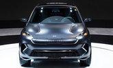 Kia Niro EV Concept 2018 ใหม่ ครอสโอเวอร์ไฟฟ้าวิ่งไกลเฉียด 400 กิโลเมตร