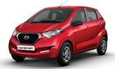 Datsun redi-GO 2018 เพิ่มรุ่นเกียร์ออโต้ใหม่ราคาไม่ถึง 2 แสนบาทที่อินเดีย
