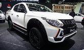 Mitsubishi Triton Athlete 2018 ใหม่ เปิดตัวแล้วที่มอเตอร์เอ็กซ์โป ราคา 879,000 บาท
