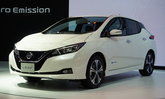 Nissan Leaf และ Note e-Power 2018 เผยโฉมครั้งแรกที่มอเตอร์เอ็กซ์โป
