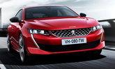 Peugeot 508 2018 ใหม่ ซีดานดีไซน์สปอร์ตแดนน้ำหอมเผยโฉมแล้ว