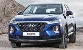 Hyundai Santa Fe 2018 ใหม่ ปรับดีไซน์เฉียบหรูขึ้นกว่าเดิม