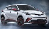 Toyota C-HR 2018 ใหม่ พร้อมชุดแต่งแท้จากโตโยต้าเผยโฉมแล้ว
