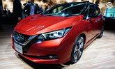 Nissan Leaf 2018 มียอดขายทะลุ 12,000 คันแล้วที่ยุโรปในเวลาเพียง 3 เดือน