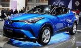 ตารางผ่อน Toyota C-HR 2018 ใหม่ จ่ายเดือนละเท่าไหร่ พร้อมโปรโมชั่นก่อนขายจริง