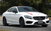 Mercedes-AMG C43 4MATIC Coupé 2018 ใหม่ ตัวแรงรุ่นประกอบไทย ราคา 4.14 ล้านบาท