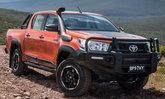Toyota Hilux Rogue, Rugged และ Rugged X 2018 ใหม เริ่ม 1.34 ล้านที่ออสเตรเลีย
