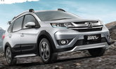 Honda BR-V 2018 ไมเนอร์เชนจ์เปิดตัวที่อินโดฯ รุ่นท็อปแค่ 6.17 แสนบาท