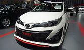ราคารถใหม่ Toyota ในตลาดรถประจำเดือนเมษายน 2561