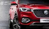 MG HS 2018 ใหม่ จ่อแทนที่ GS เตรียมเปิดตัวกันยายนนี้ที่จีน