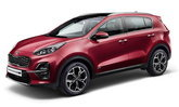 Kia Sportage 2018 ไมเนอร์เชนจ์ใหม่พร้อมขุมพลังดีเซลไมลด์ไฮบริด 2.0 ลิตร