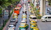 Inrix เผยไทยขึ้นแท่นประเทศที่มีรถติดมากที่สุดในโลก