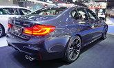 BMW M5 2018 ใหม่ ซาลูนตัวแรงขุมพลัง 600 แรงม้า ราคา 13,339,000 บาท