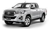 Toyota Hilux Revo 2018 รุ่น 2.4 ลิตร เพิ่มเกียร์อัตโนมัติ 6 สปีดใหม่