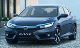 Honda Civic 4-Door 2018 ใหม่ พร้อมขุมพลังเทอร์โบ 1.0 ลิตร วางจำหน่ายในอังกฤษ